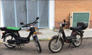 2 vespinos alx ciclomotor 50cc