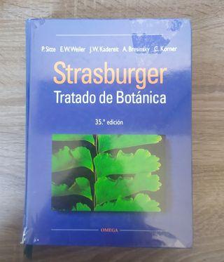 Strasburguer Tratado de Botánica 35a edicio