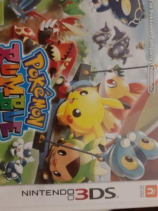 juego Pokemon 3ds