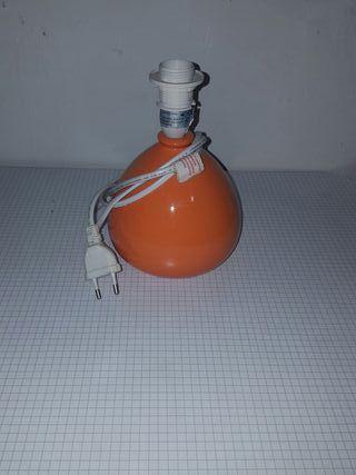 Pie de lámpara