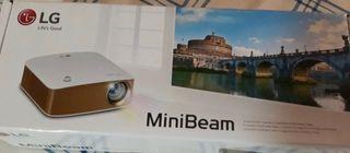 Proyector LG MINI BEAM PH150