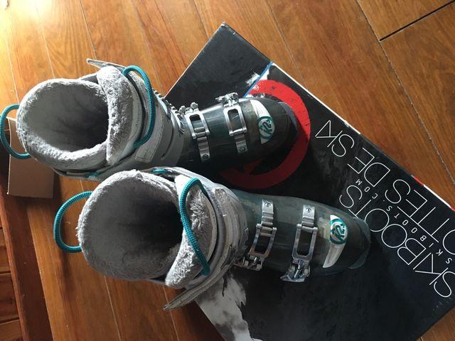 Botas esquí K2 mujer