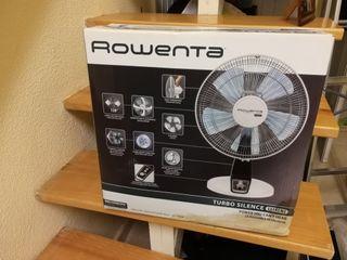Ventilador de mesa,Rowenta Turbo