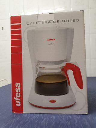cafetera de goteo Ufesa