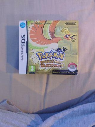Pokemon oro DS heartgold
