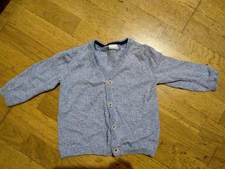 chaqueta de punto talla 74
