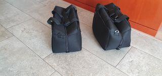 Bolsas BMW originales interiores para maletas