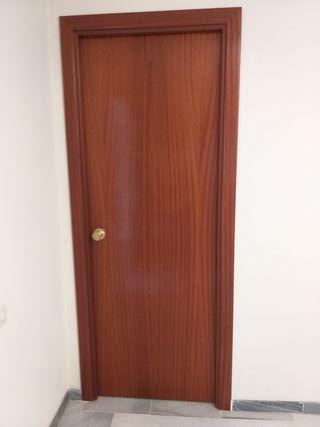 puertas de paso, en muy buen estado, marcos madera