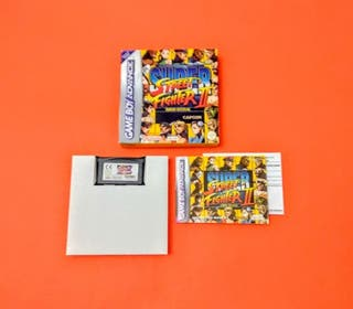 Street Fighter: Turbo Revival 2 / Game Boy Advance