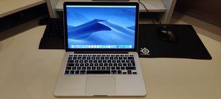 MacBook Pro 13 Retina 2015 Corei5,8GB,SSD 500GB