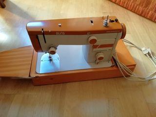 Máquina coser Alfa 1680 superautomática