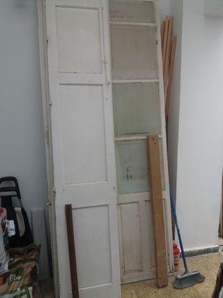 puertas dd madera de paso