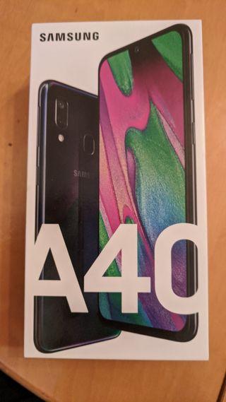 SAMSUNG Galaxy A40 64Gb Sin desprecintar+2Garantia