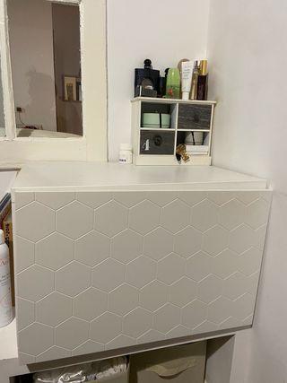 Mueble IKEA de gran capacidad casi nuevo