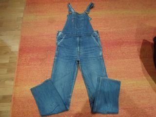 pantalon peto buzo vaquero LEVIS STRAUSS talla S-M