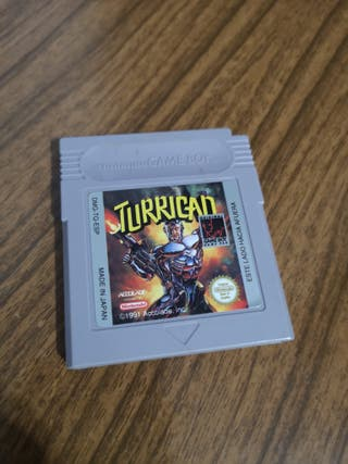 Turrican Game Boy
