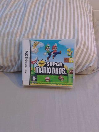 new super Mario Bross ds
