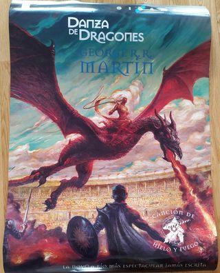 Posters Canción de Hielo y Fuego