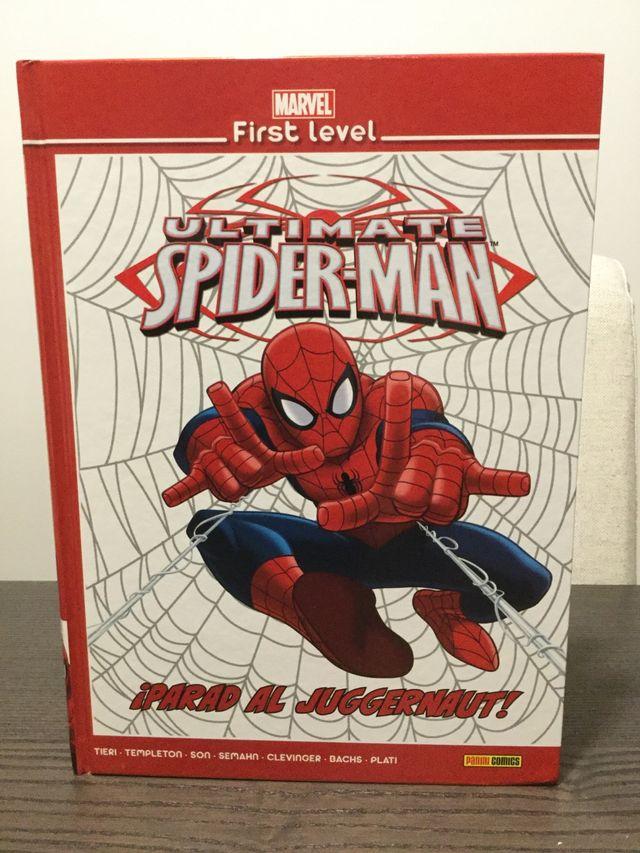 Marvel First Level Ultimate Spider-Man
