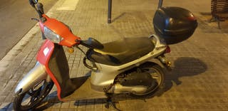 Scoopy SH 50