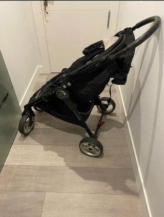 Carro bebé Cytimini 4 con capazo