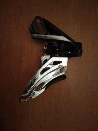 Desviador delantero MTB Shimano SLX