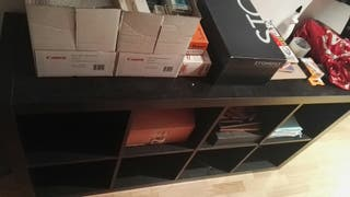 mesa TV y estantería lack Ikea