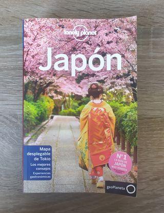 Guia de viaje Japón Lonely Planet