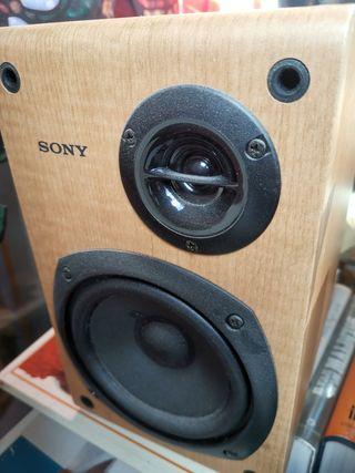 Altavoces Sony buena calidad