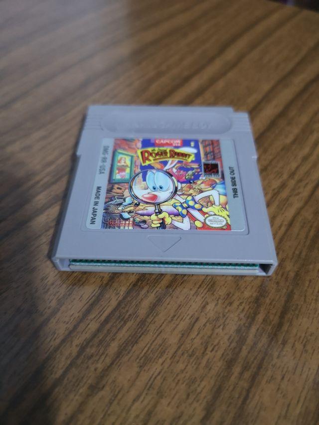 Roger Rabbit Game Boy