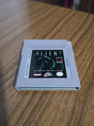 Alien 3 Game Boy