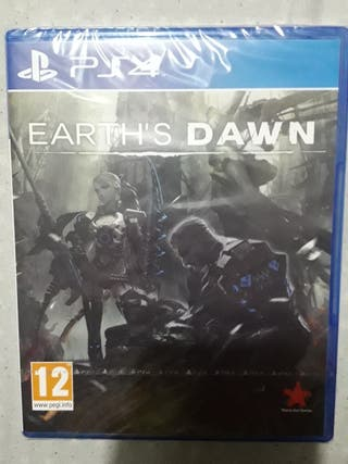 Earth's dawn ps4 precintado