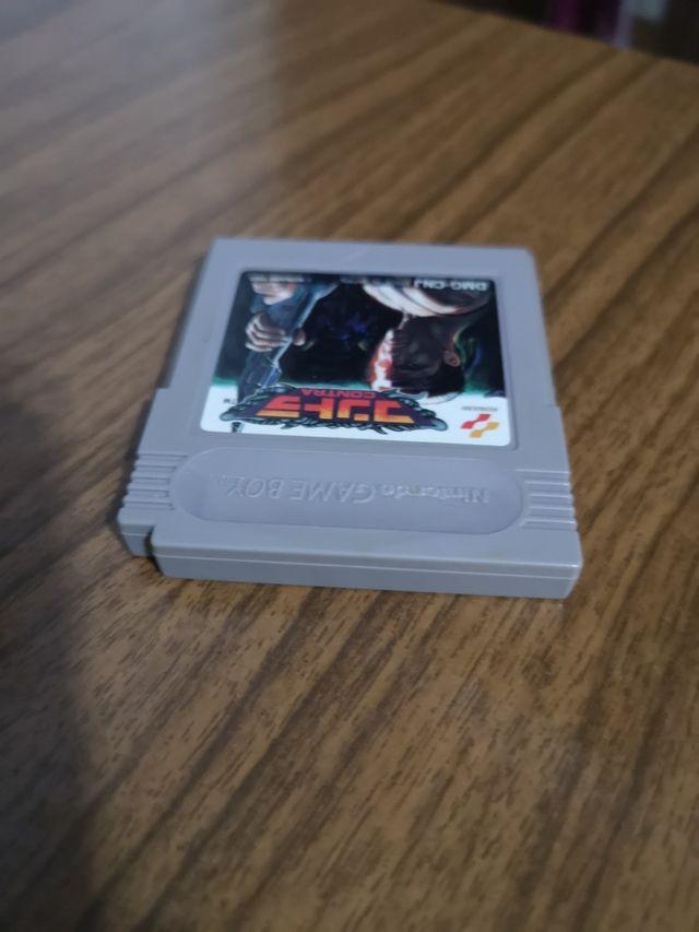 Contra Game Boy