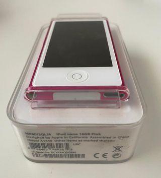 ipod nano 16gb rosa