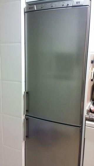 Nevera balay combi 3 cajones de congelador