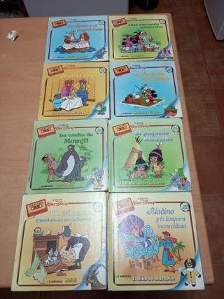 Cuentos clásicos Disney de los 80