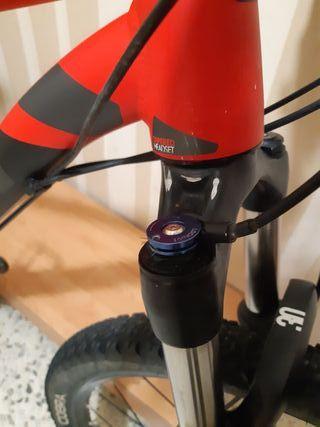 bicicleta btwin 560