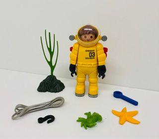 4479 Buzo de Playmobil