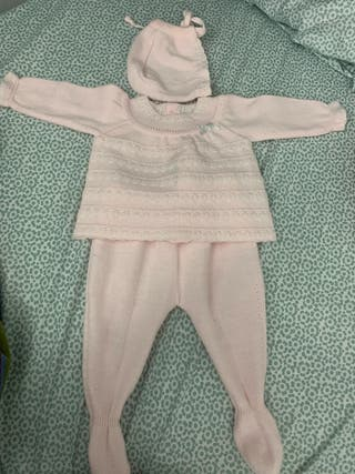 Pijama de bebe de 0-3 buen estado