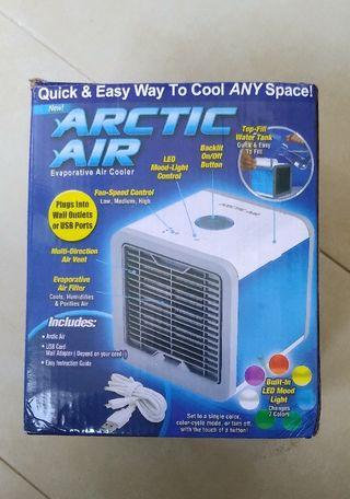 Artic Air Ventilador Escritorio Usb