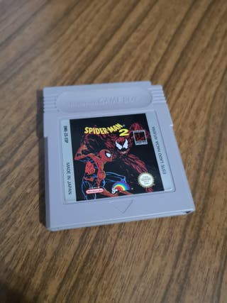Spiderman 2 Game Boy