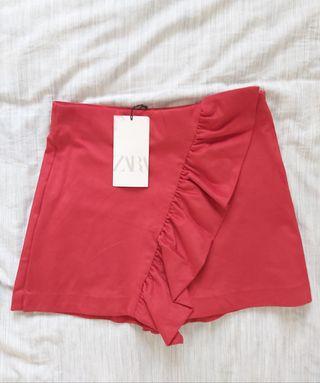 Bermuda falda ante