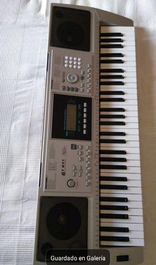 Piano Teclado MIDI 61 Keys
