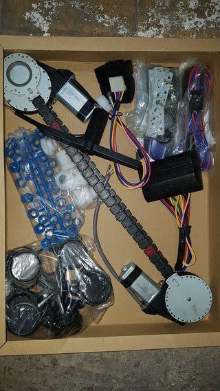 Kit universal de elevalunas eléctricos