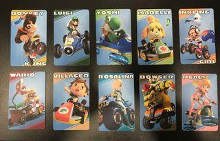 Amiibos Mario Kart