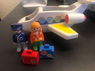 Avion Playmobil (6780)