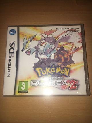 Pokemon Blanco 2 NDS