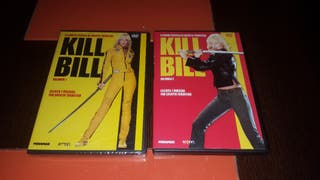 Saga kill bill DVD
