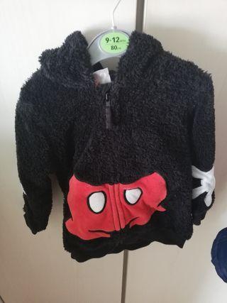 chaqueta de Mickey