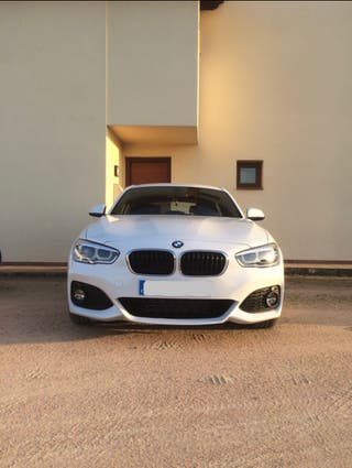 BMW Serie 1 118d 5p M sport